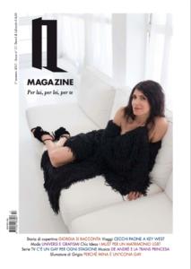 Giorgia Cover QMagazine 2017
