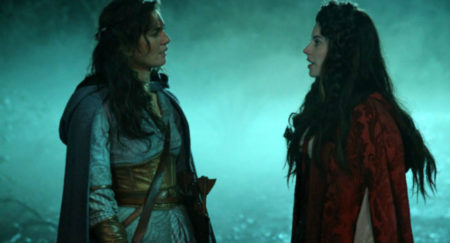 once upon a time ruby e dorothy