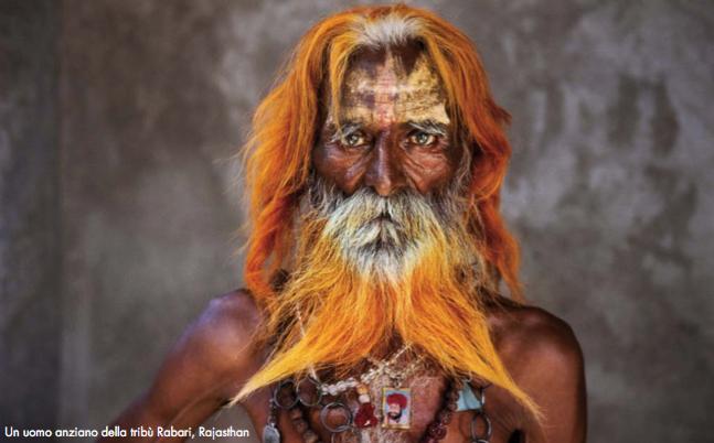 Steve McCurry QMagazine