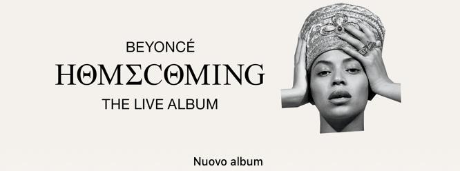 Beyonce grown donna singolo iTunes
