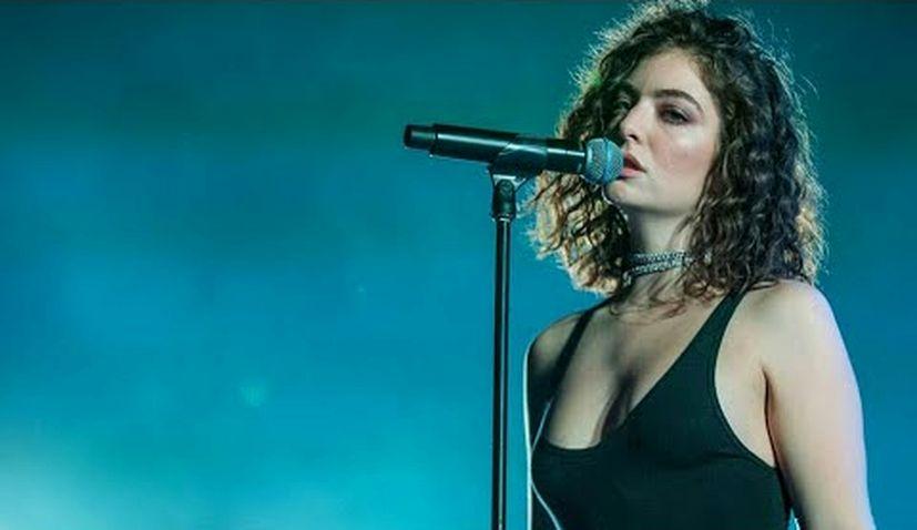 Lorde torna a cantare dal vivo. - QMagazine
