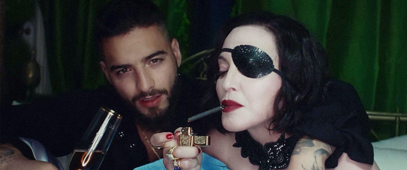 Diplo e Madonna datazione