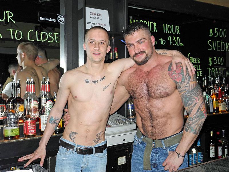 bar gay a San Francisco, gay usa, guida gay san francisco
