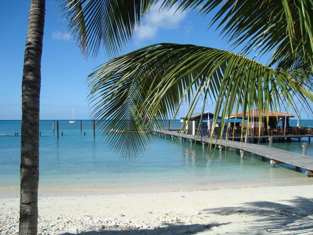 aruba, spiaggia gay