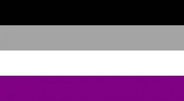 bandiera asessuale, bandiera lgbtq