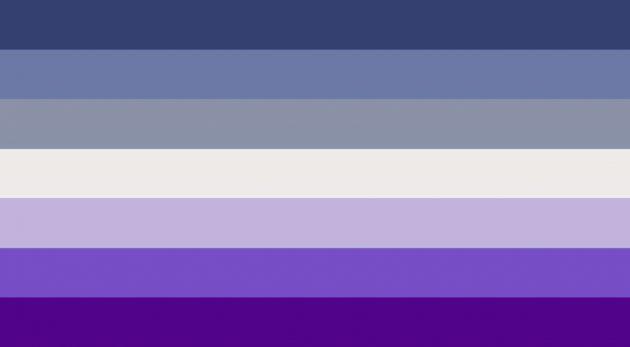 bandiera lesbica butch, bandiera lgbtq