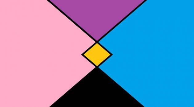 bandiera pocket gender, bandiere lgbtq