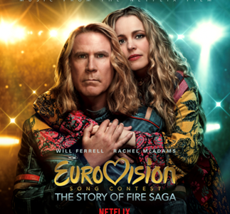 Eurovision Son Contest La Storia - Sony Music - Madonna - Will Ferrer - Piece Bronsan - Rachel McAdams - Cher - Abba - Alex Molla