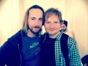 Alex Molla Ed Sheeran